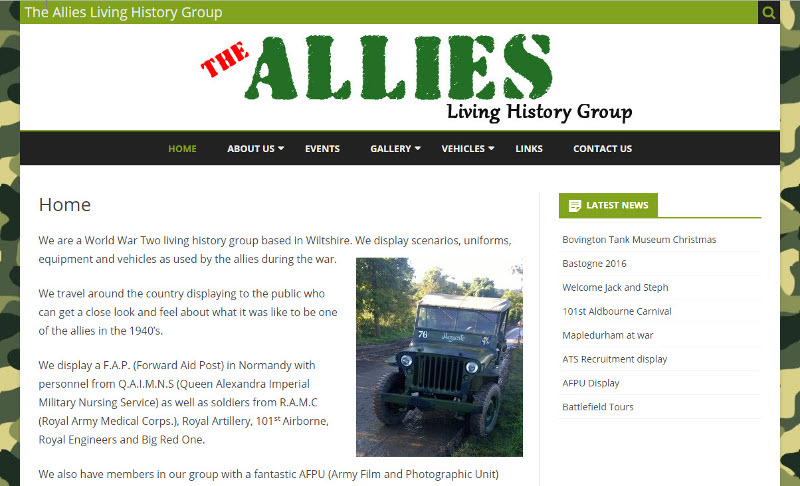The Allies Living History Group
