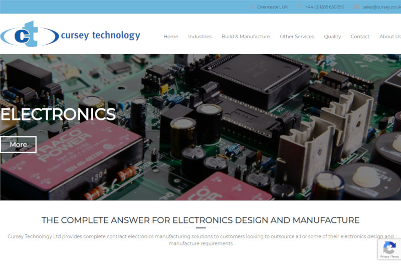 Cursey Technology Ltd